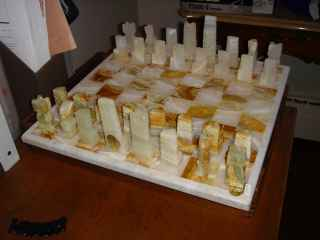 jeu d chec en marbre vendre demande marchandise antiquit s et collections. Black Bedroom Furniture Sets. Home Design Ideas