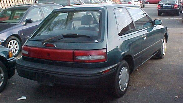 Mazda 323 93 aut financement maison v hicules for Auto financement maison